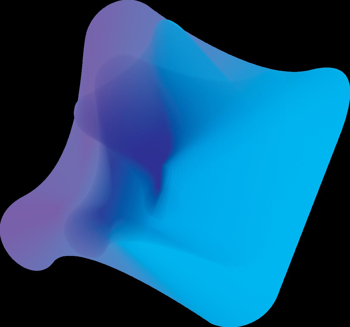 blue aura energy