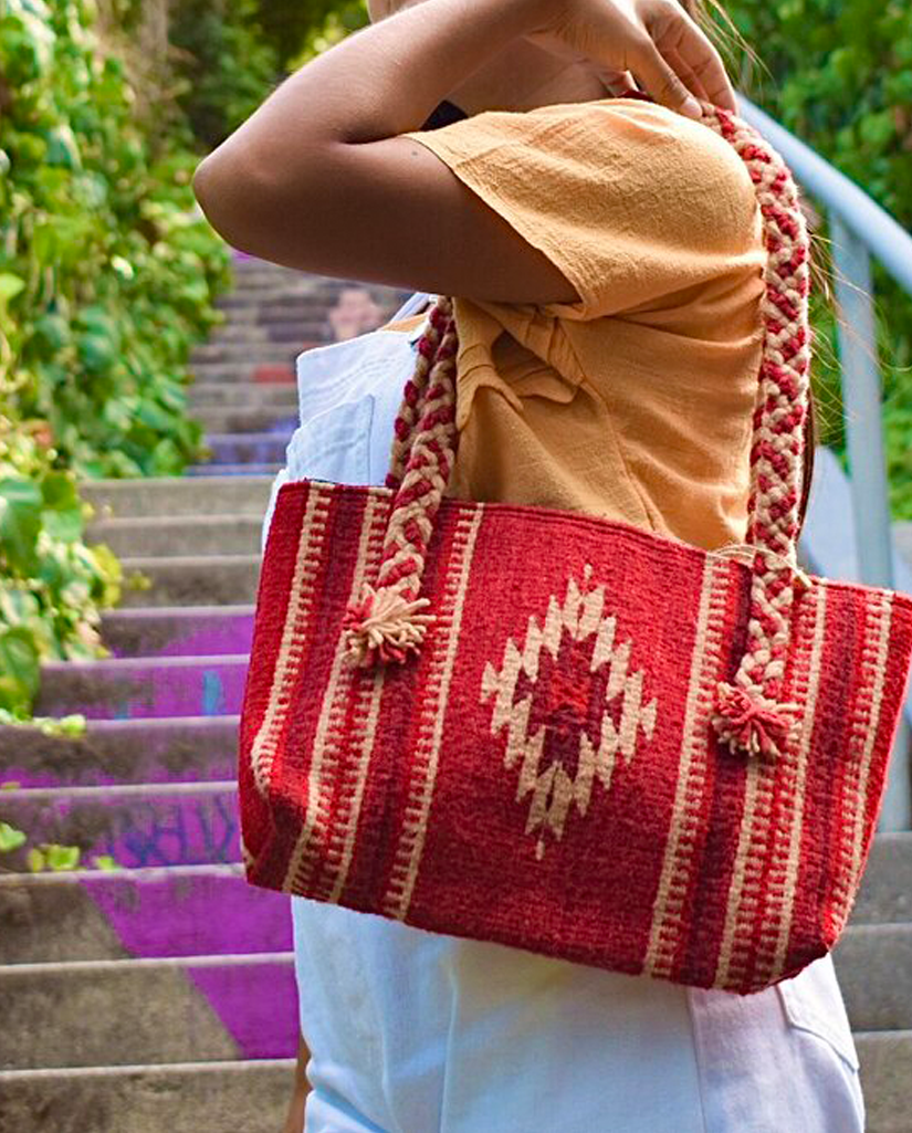 Zapotec Weavers EcoFriendly Bags