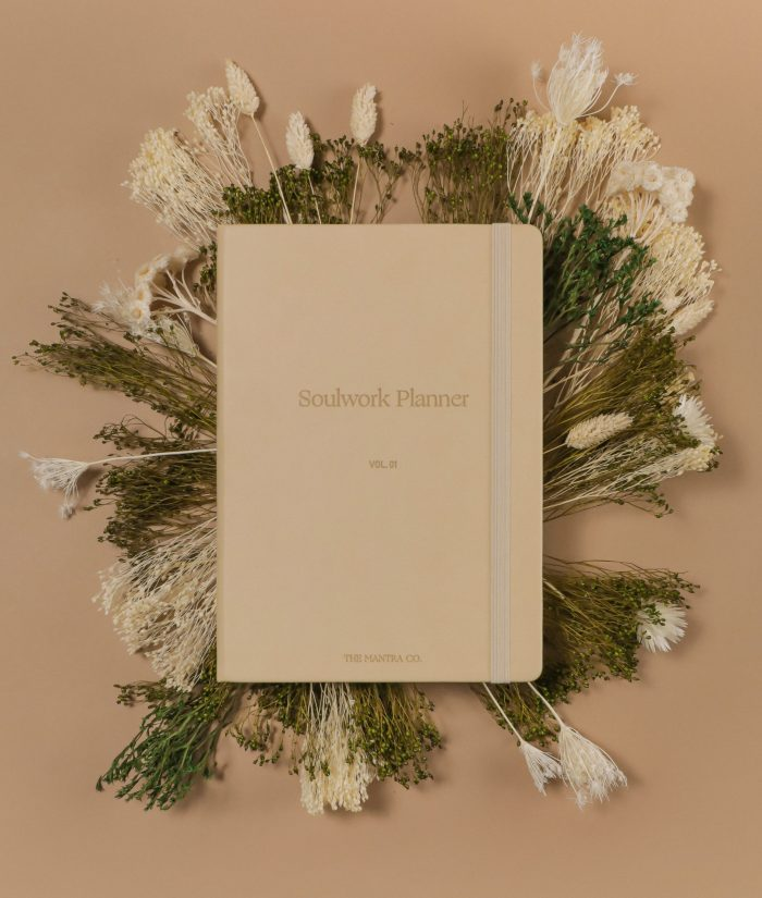soulwork planner cover